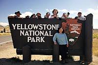 Săn ảnh tại  Yellowston National Park